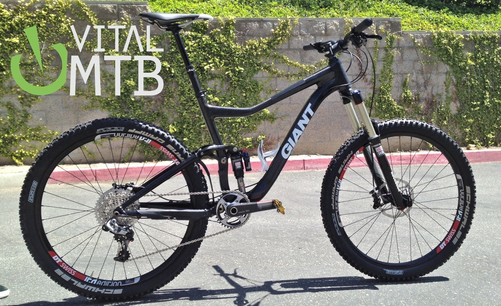 Prototype Giant 650b Carbon Trail Bike! - sspomer - Mountain Biking Pictures - Vital MTB