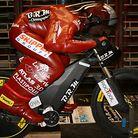 Custom World Speed Record Bike for Eric Barone