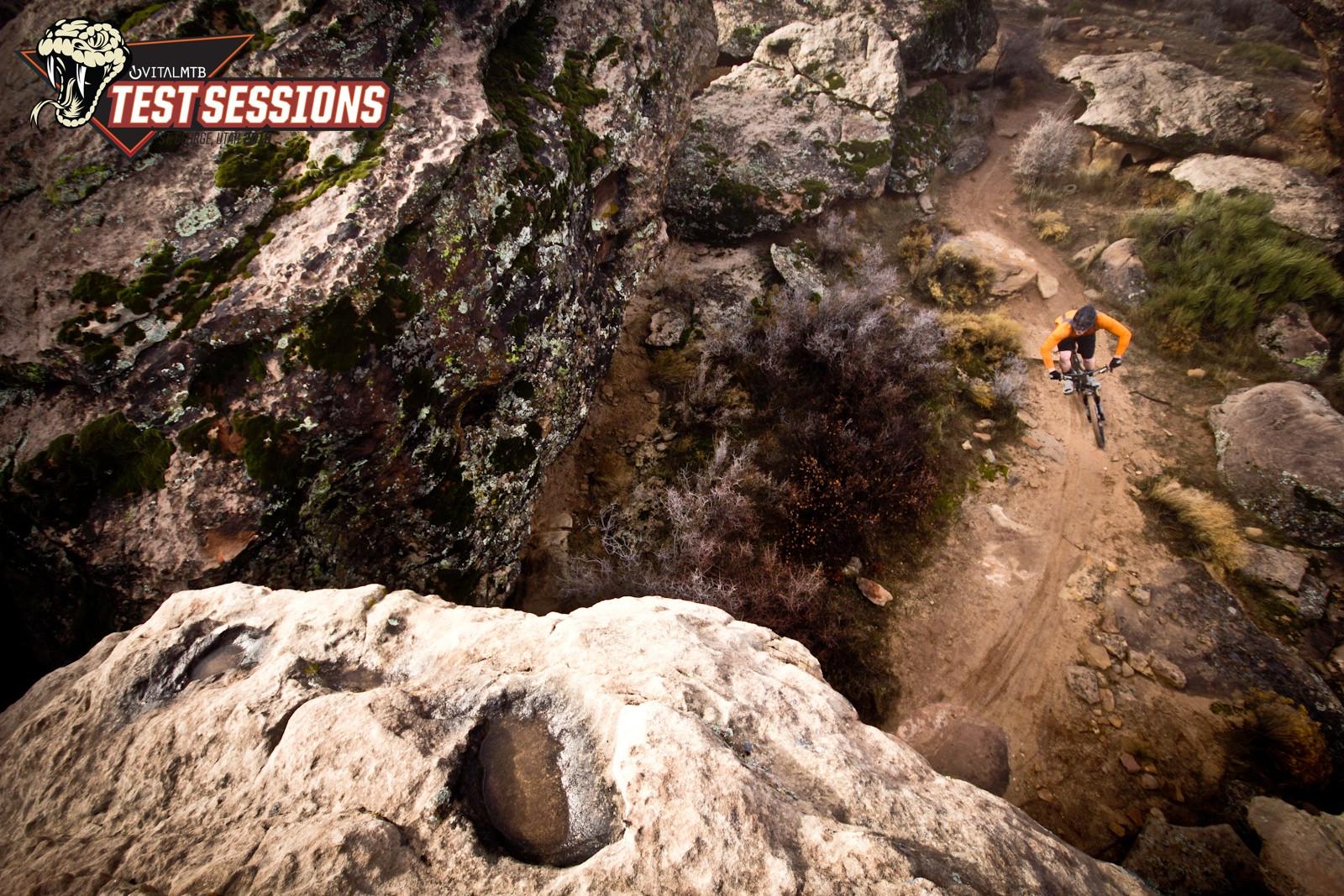 Ibis Mojo SL-R from Vital MTB Test Sessions - Ibis Mojo SL-R from Vital MTB Test Sessions - Mountain Biking Pictures - Vital MTB