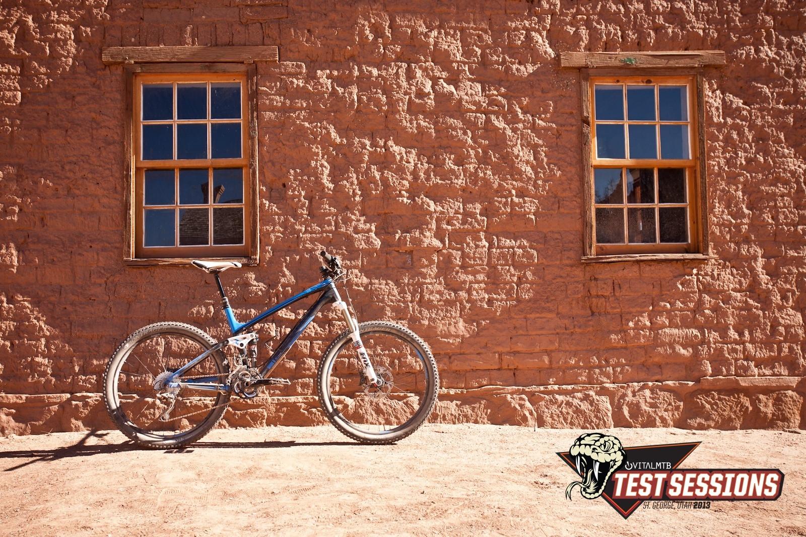 2013 Trek Fuel EX 9.8 from Vital MTB Test Sessions - 2013 Trek Fuel EX 9.8 from Vital MTB Test Sessions - Mountain Biking Pictures - Vital MTB