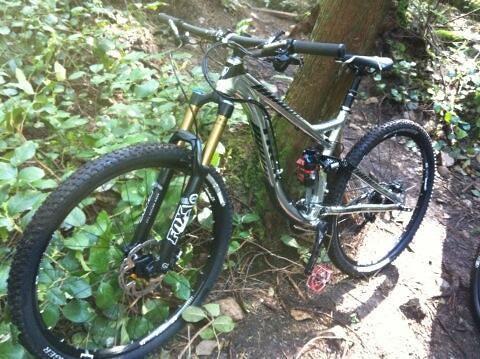 Justin Leov's Trek 29er - sspomer - Mountain Biking Pictures - Vital MTB