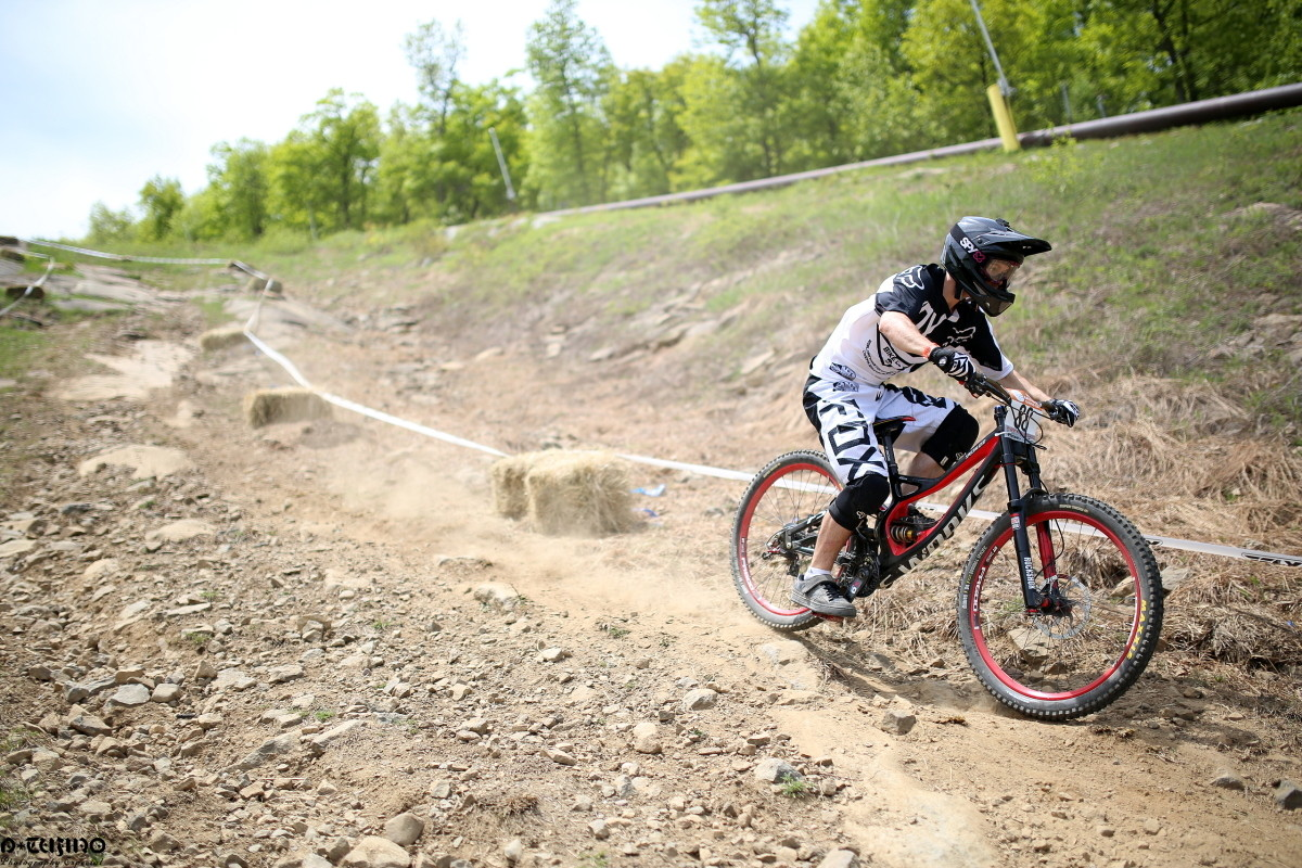 Raw Downhill from Mountain Creek - Spring Classic ProGRT from Mountain Creek - Mountain Biking Pictures - Vital MTB