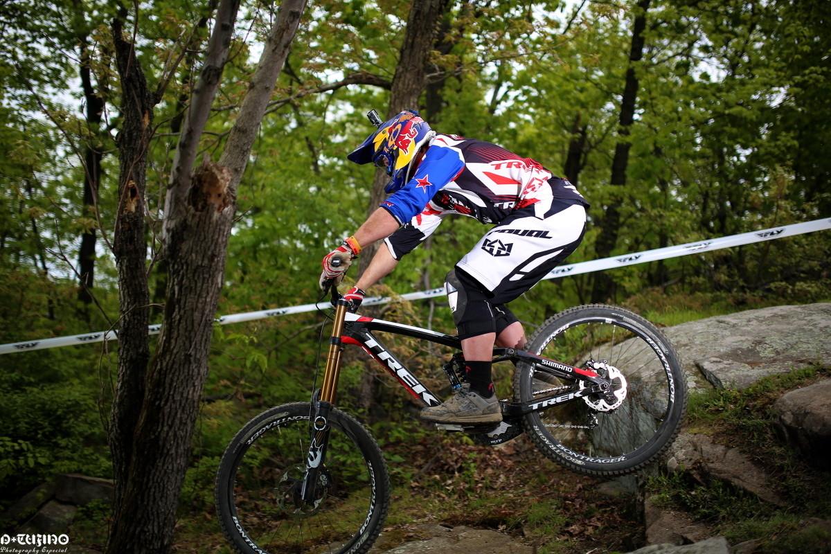 Brook MacDonald at ProGRT Mountain Creek - Spring Classic ProGRT from Mountain Creek - Mountain Biking Pictures - Vital MTB