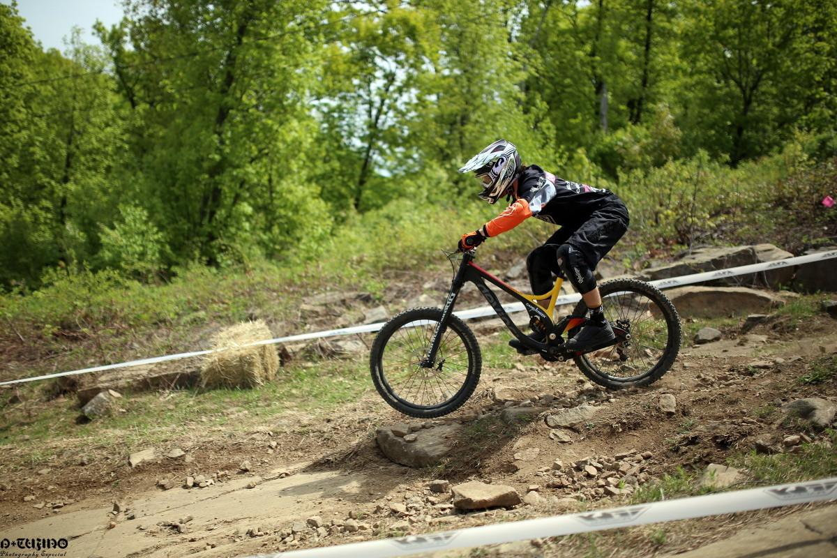 Brandon Blakely at Mountain Creek Spring Classic ProGRT - Spring Classic ProGRT from Mountain Creek - Mountain Biking Pictures - Vital MTB