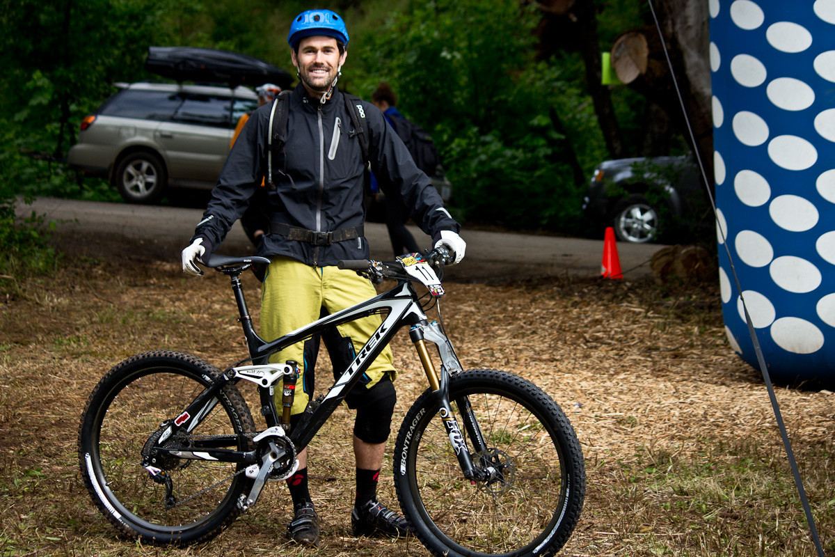 Ross Schnell's Trek Remedy - Even More Enduro Bikes from 2013 Hood River Oregon Enduro - Mountain Biking Pictures - Vital MTB