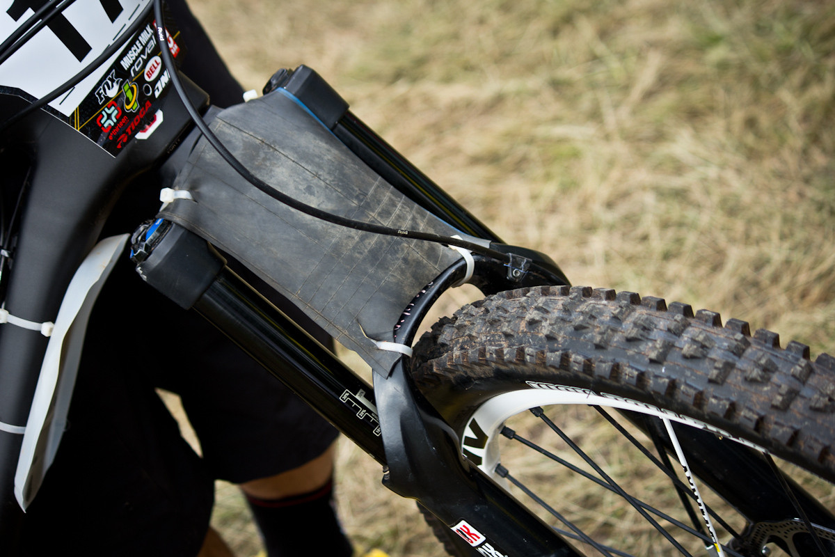Nate Hills's Yeti SB66 Carbon    - Even More Enduro Bikes from 2013 Hood River Oregon Enduro - Mountain Biking Pictures - Vital MTB