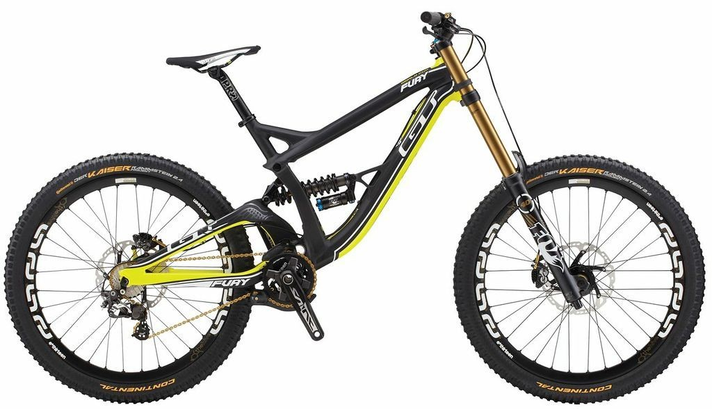 2014 GT Fury DH Bike - sspomer - Mountain Biking Pictures - Vital MTB