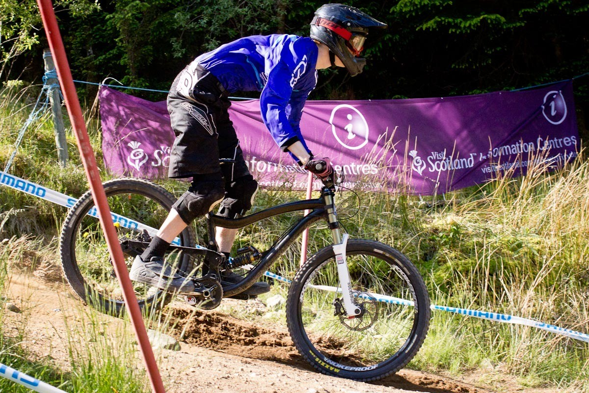 G-Out at Fort William - G-Out Project: Fort William Scotland World Cup - Mountain Biking Pictures - Vital MTB