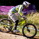 Commencal Supreme DH WC G-Out at Fort William