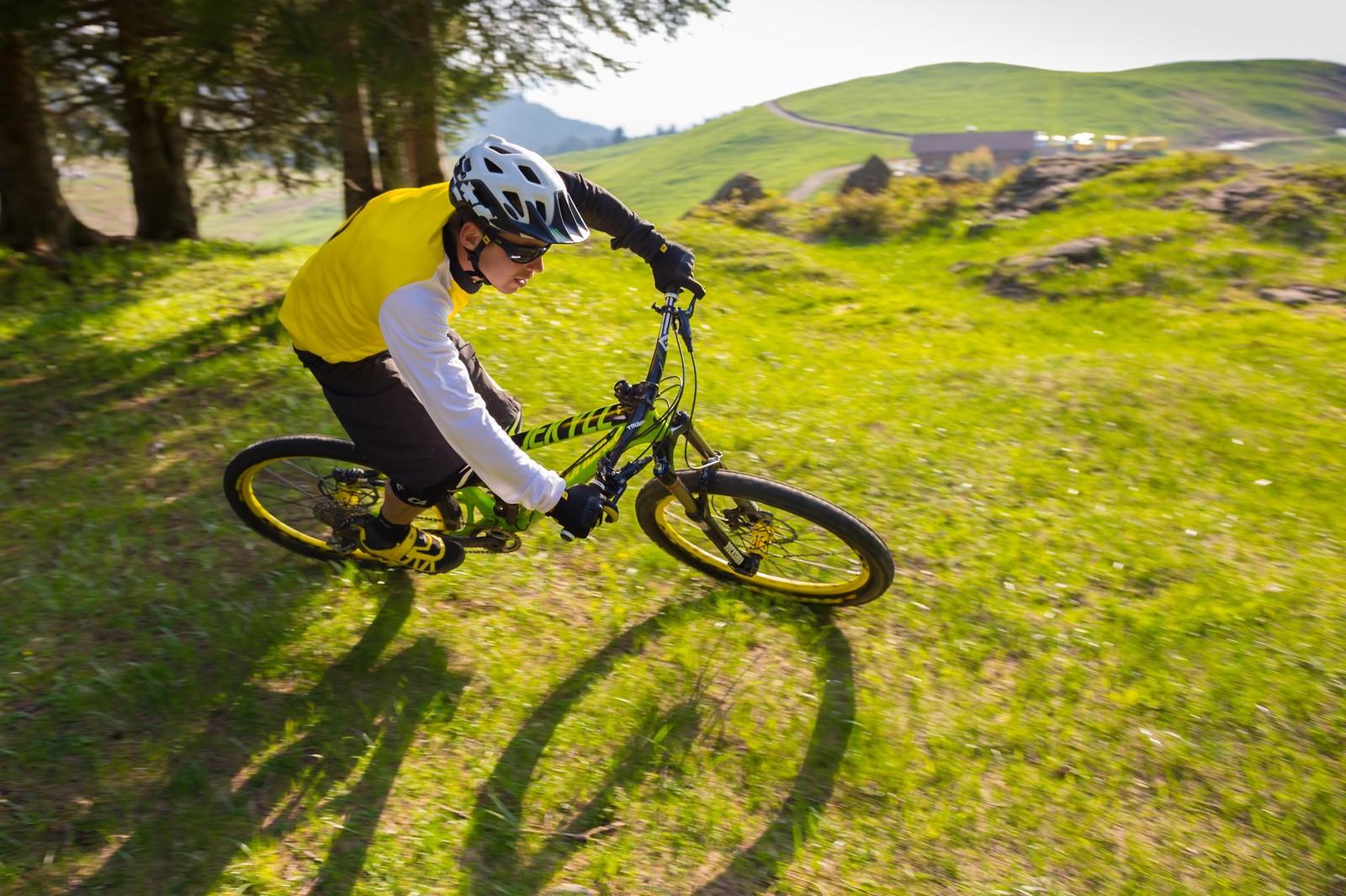 Mavic Launching New Enduro Wheel and Tire System - sspomer - Mountain Biking Pictures - Vital MTB