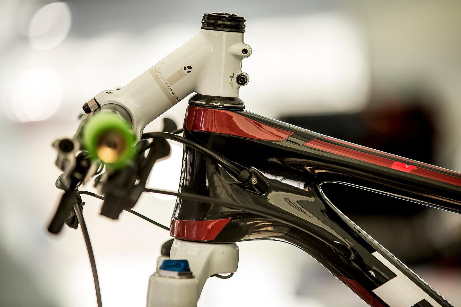 Brook MacDonald's Aero World Champs Setup Seen at Val di Sole? - Pit Bits: 2013 Val di Sole World Cup - Mountain Biking Pictures - Vital MTB