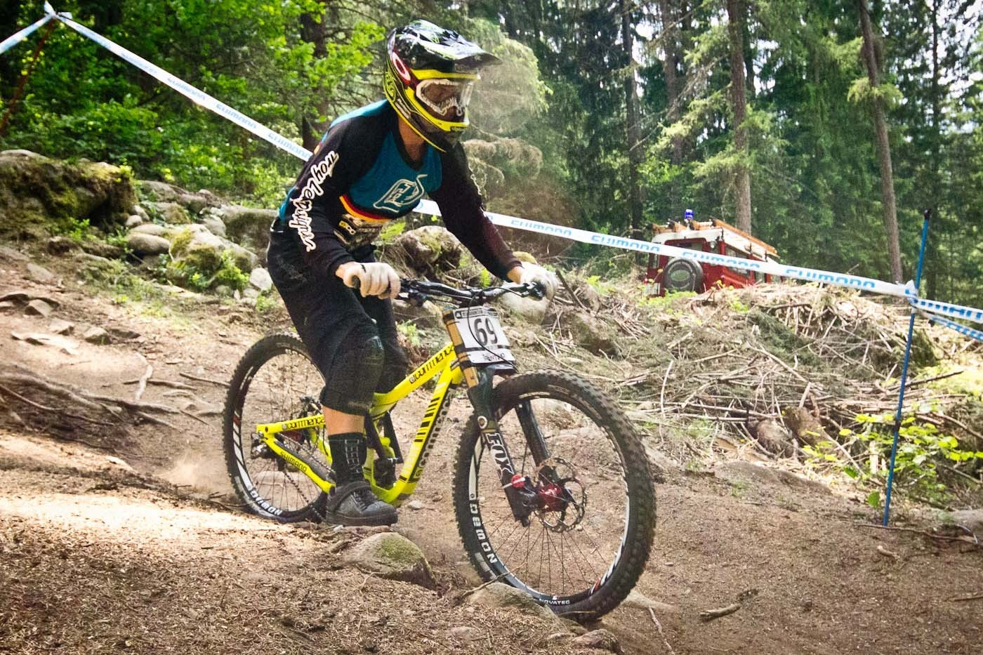 Commencal Supreme DH G-Out at Val di Sole - G-OUT PROJECT: 2013 Val di Sole World Cup - Mountain Biking Pictures - Vital MTB