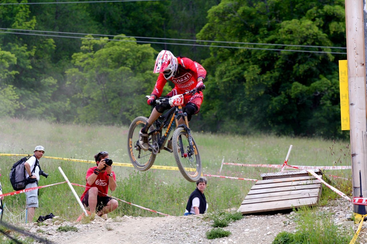 Race Report Photo Gallery: Santa Cruz Syndicate at Enduro World Series, Val d'Allos - Santa Cruz Syndicate at Enduro World Series Round 2, Val d'Allos - Mountain Biking Pictures - Vital MTB