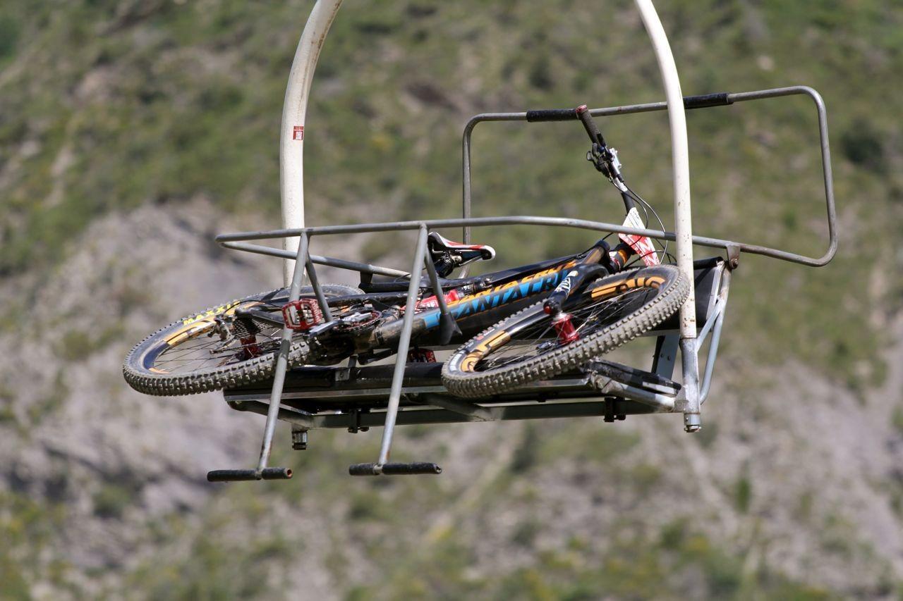 Santa Cruz Syndicate at Enduro World Series Round 2, Val d'Allos - Santa Cruz Syndicate at Enduro World Series Round 2, Val d'Allos - Mountain Biking Pictures - Vital MTB