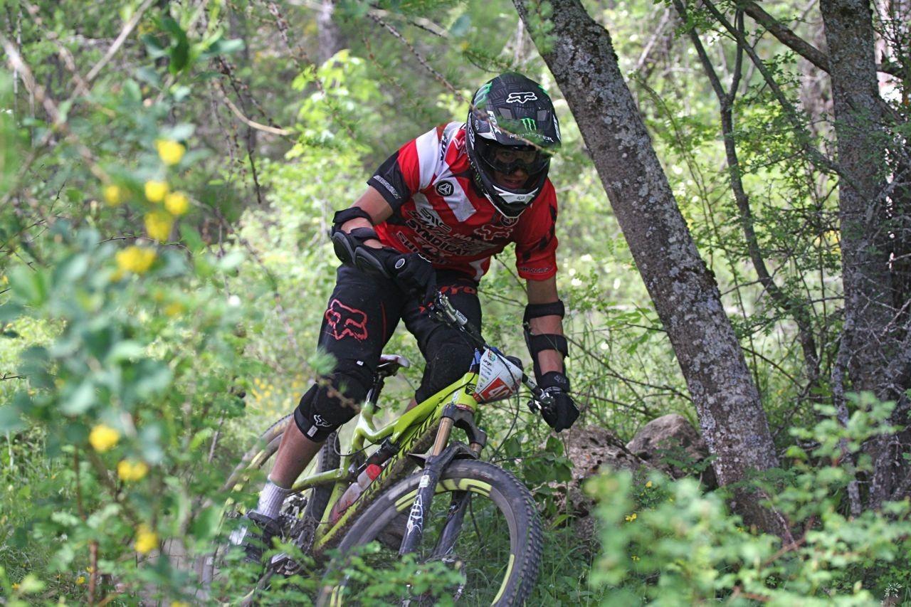 Josh Bryceland, Enduro World Series, Val d'Allos - Santa Cruz Syndicate at Enduro World Series Round 2, Val d'Allos - Mountain Biking Pictures - Vital MTB