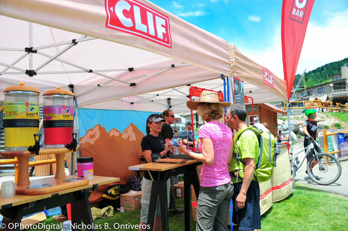 Clif Bar at Big Mountain Enduro - Big Mountain Enduro Crested Butte Photo Gallery - Mountain Biking Pictures - Vital MTB