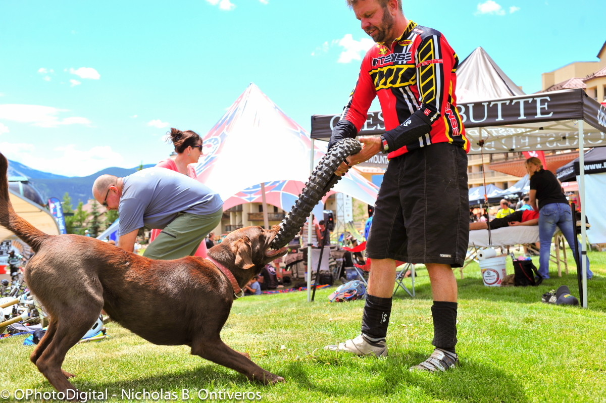 Who's the Boss? - Big Mountain Enduro Crested Butte Photo Gallery - Mountain Biking Pictures - Vital MTB