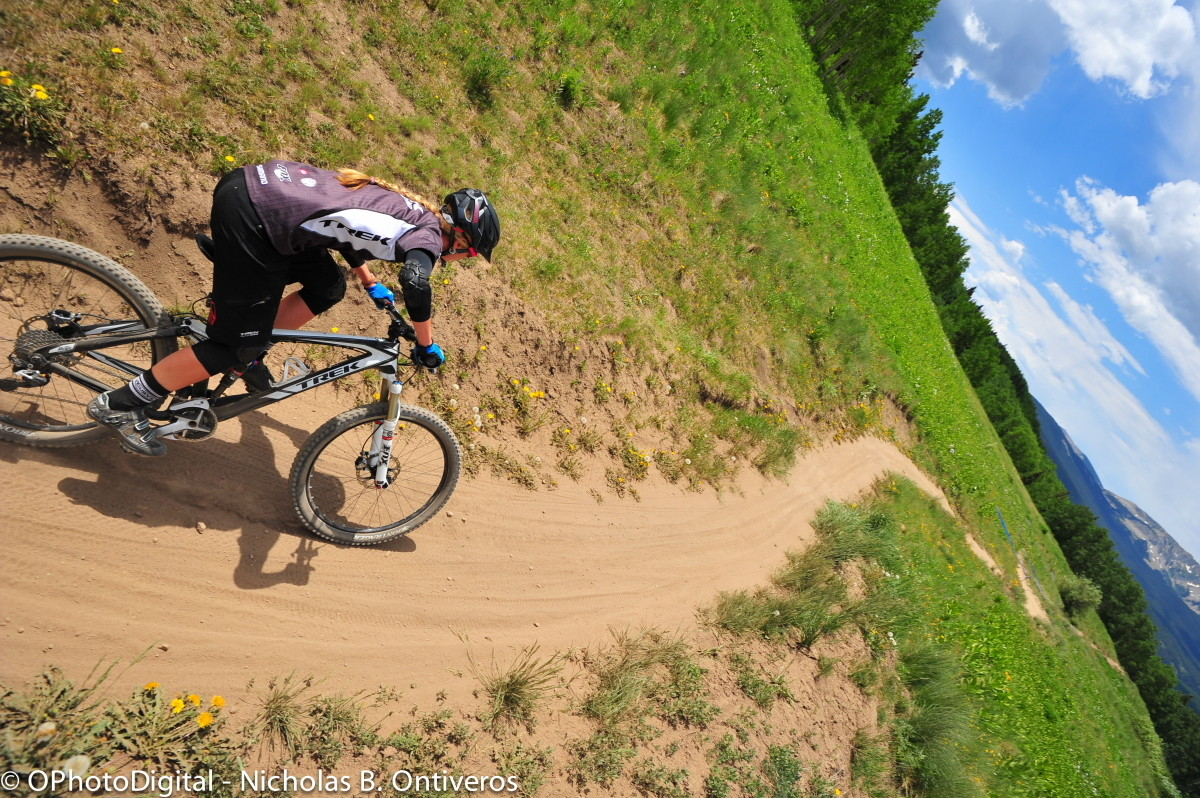Wide Open Singletrack at BME Crested Butte - Big Mountain Enduro Crested Butte Photo Gallery - Mountain Biking Pictures - Vital MTB