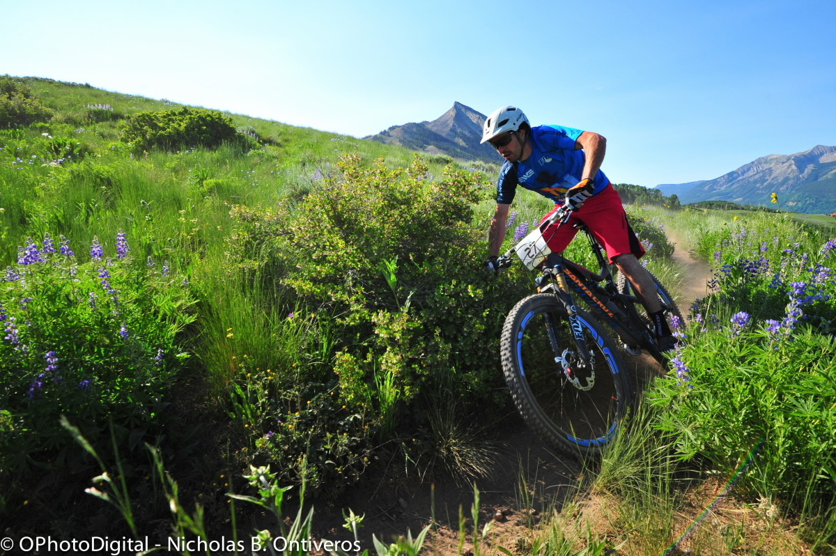 Dylan Wolsky, 9th Place Pro Men, BME Crested Butte - Big Mountain Enduro Crested Butte Photo Gallery - Mountain Biking Pictures - Vital MTB
