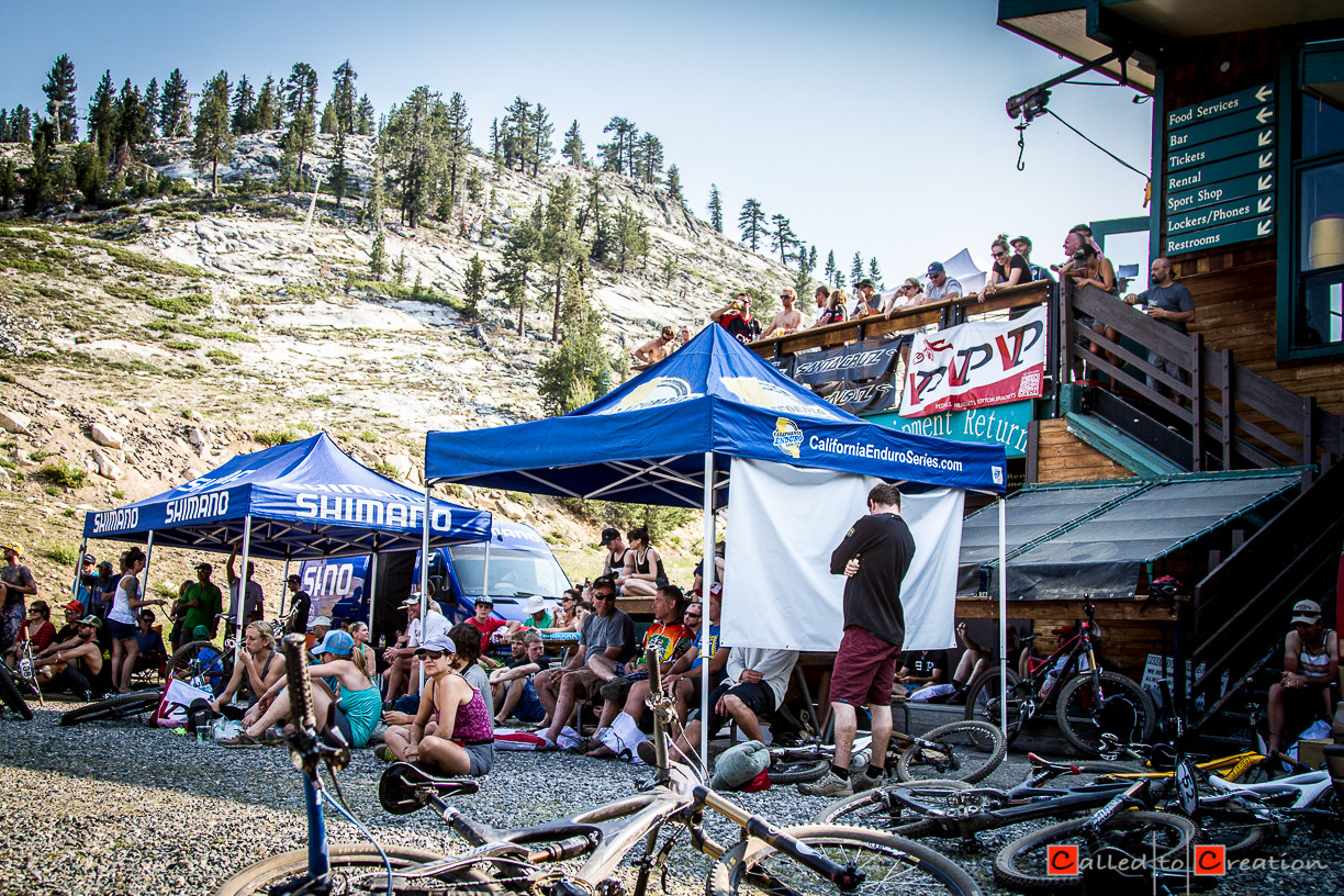 A Good Turnout at the China Peak Enduro - Race Report, Video & Photos from the China Peak Enduro presented by Santa Cruz and VP Components - Mountain Biking Pictures - Vital MTB