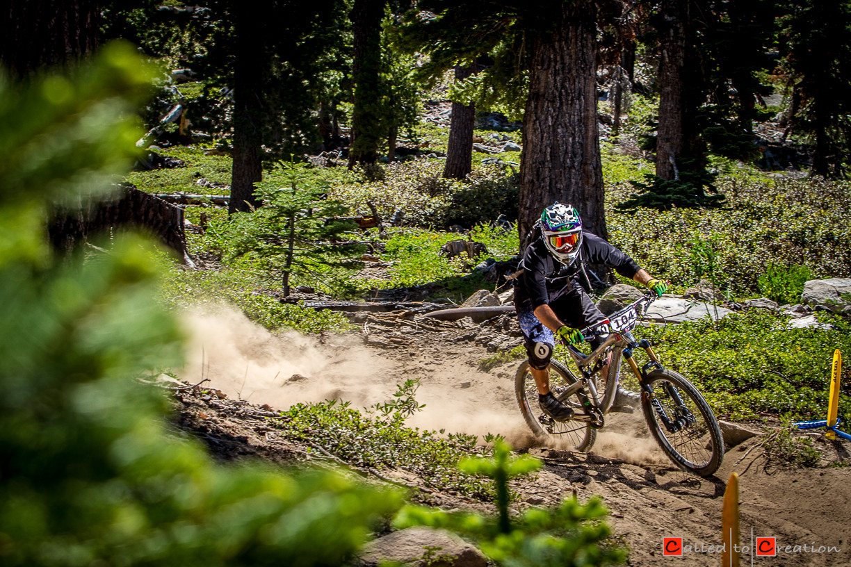 Dane Petersen, Stage 3 - Race Report, Video & Photos from the China Peak Enduro presented by Santa Cruz and VP Components - Mountain Biking Pictures - Vital MTB