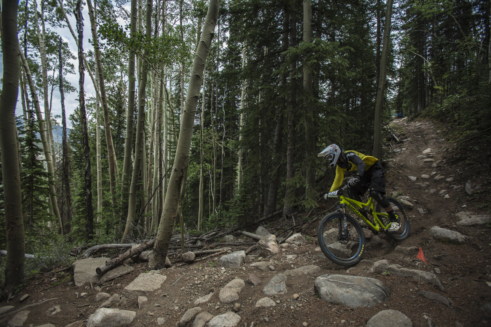 Dylan Stucki Keystone Big Mountain Enduro - Photos, Videos from the Keystone Big Mountain Enduro, Part of the North American Enduro Tour - Mountain Biking Pictures - Vital MTB