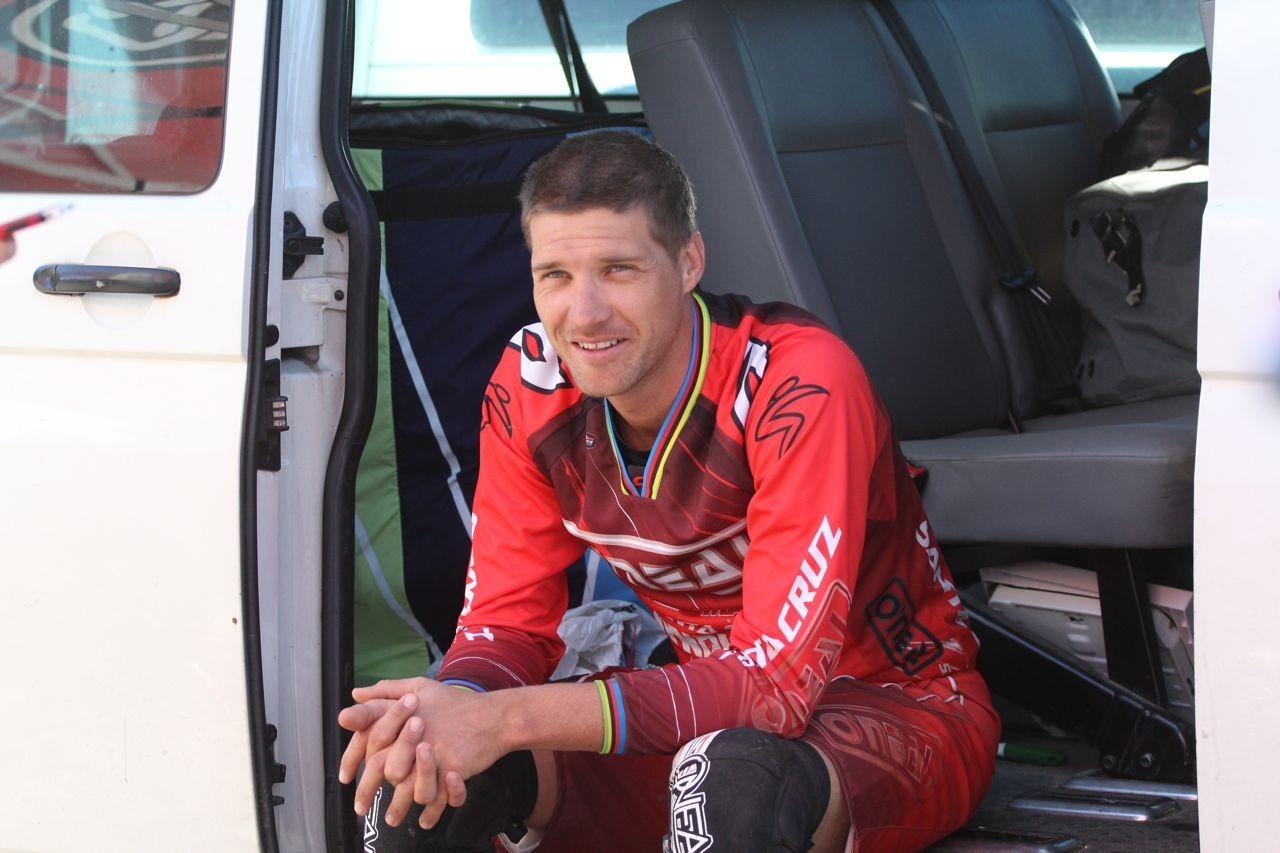 Greg Minnaar Catalan Cup Andorra - Greg Minnaar Wins Andorra World Cup Warm Up Race - Catalan Cup - Mountain Biking Pictures - Vital MTB