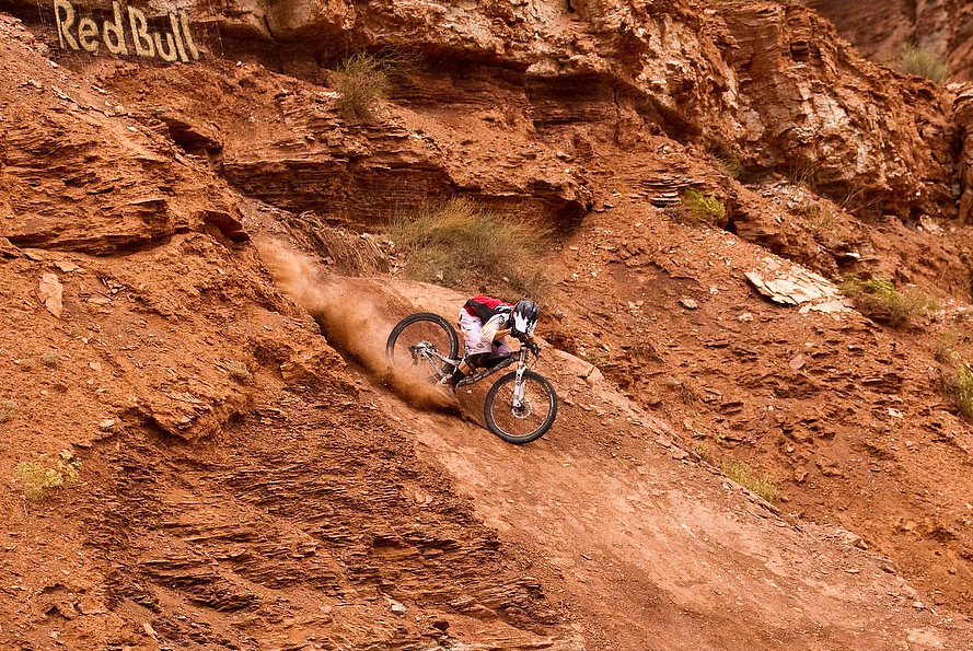 Cam Zink Red Bull Rampage 360 G-Out - Cam Zink, Pro Rider Photo Gallery - Mountain Biking Pictures - Vital MTB