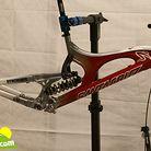 Prototype Santa Cruz Syndicate V10 Frames
