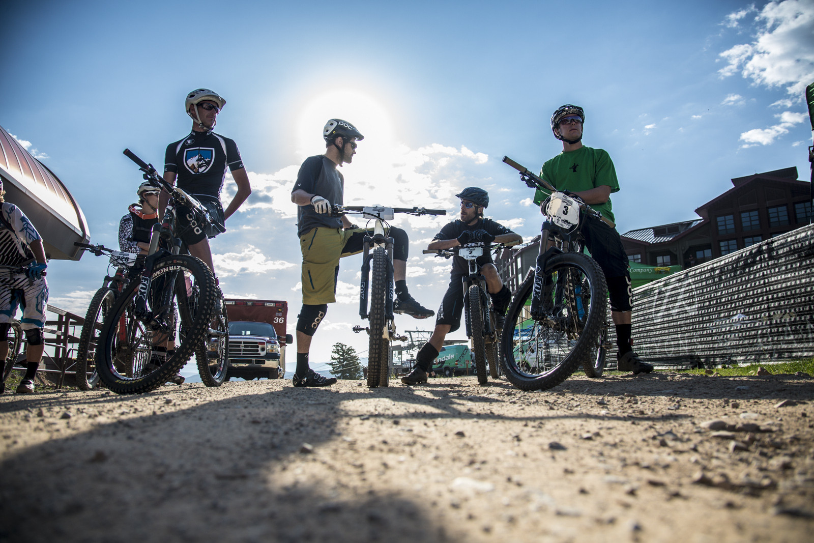 The Bell Enduro Cup at Canyons Resort Kicks off - Race Report, Photos and Video: Bell Enduro Cup at Canyons Resort - Mountain Biking Pictures - Vital MTB