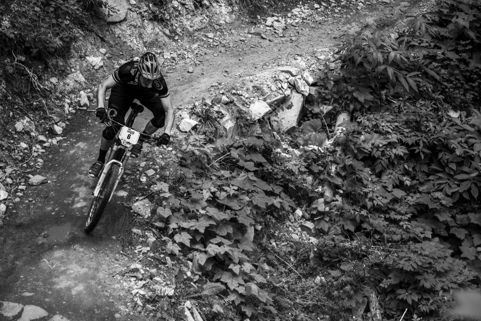 Brian Lopes, 2nd Place Bell Enduro Cup at Canyons - Race Report, Photos and Video: Bell Enduro Cup at Canyons Resort - Mountain Biking Pictures - Vital MTB