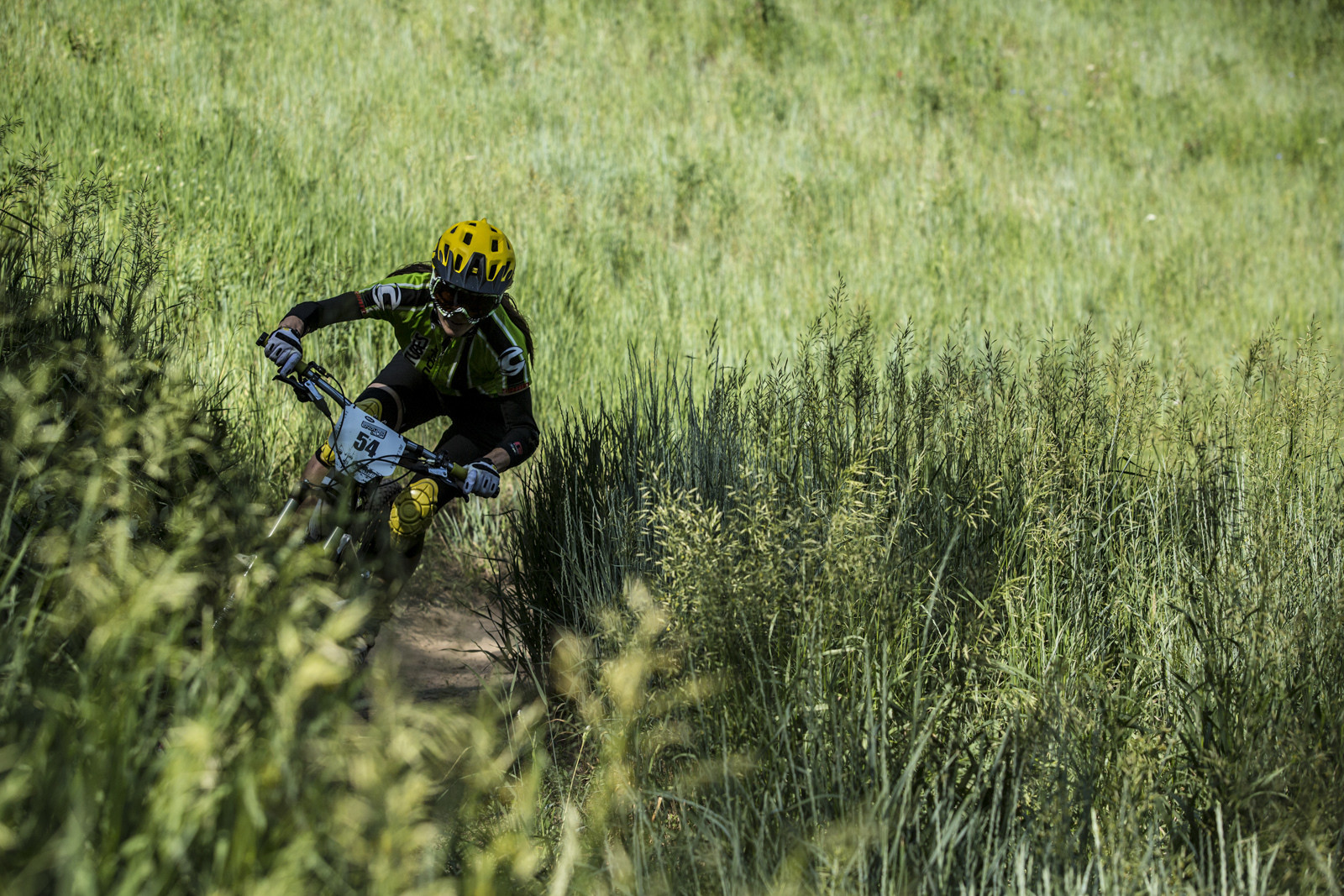 Krista Park, 2nd Place Bell Enduro Cup at Canyons - Race Report, Photos and Video: Bell Enduro Cup at Canyons Resort - Mountain Biking Pictures - Vital MTB