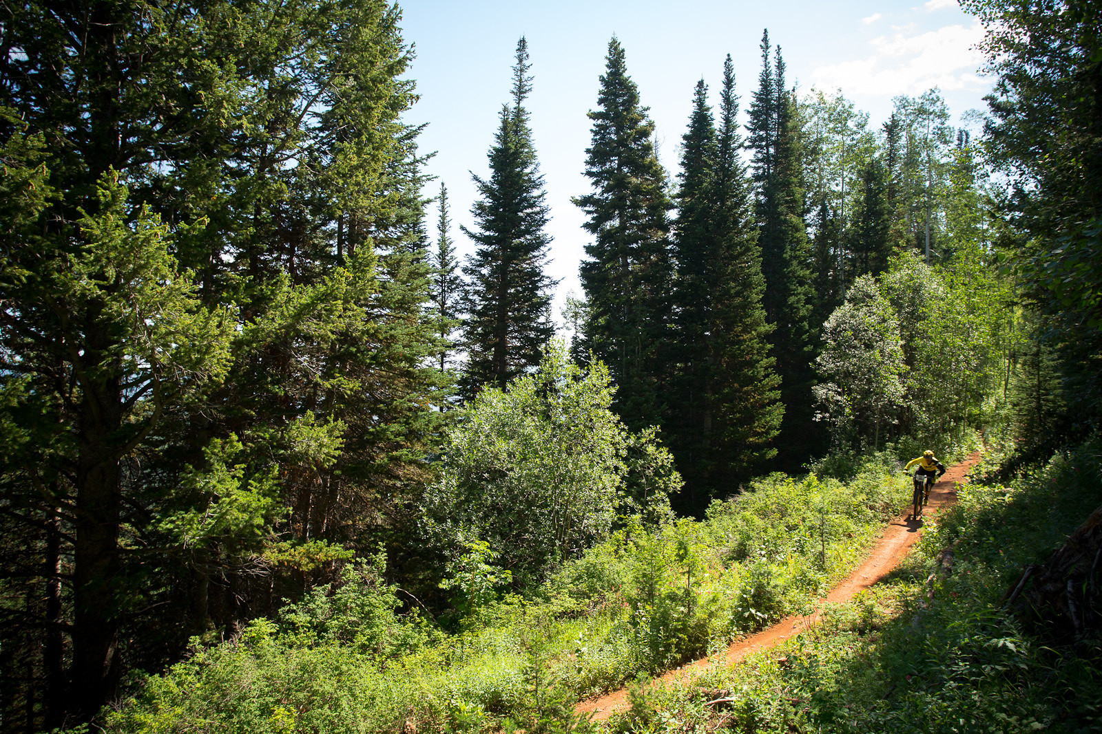 Nate Hills, Bell Enduro Cup at Canyons Resort - Race Report, Photos and Video: Bell Enduro Cup at Canyons Resort - Mountain Biking Pictures - Vital MTB