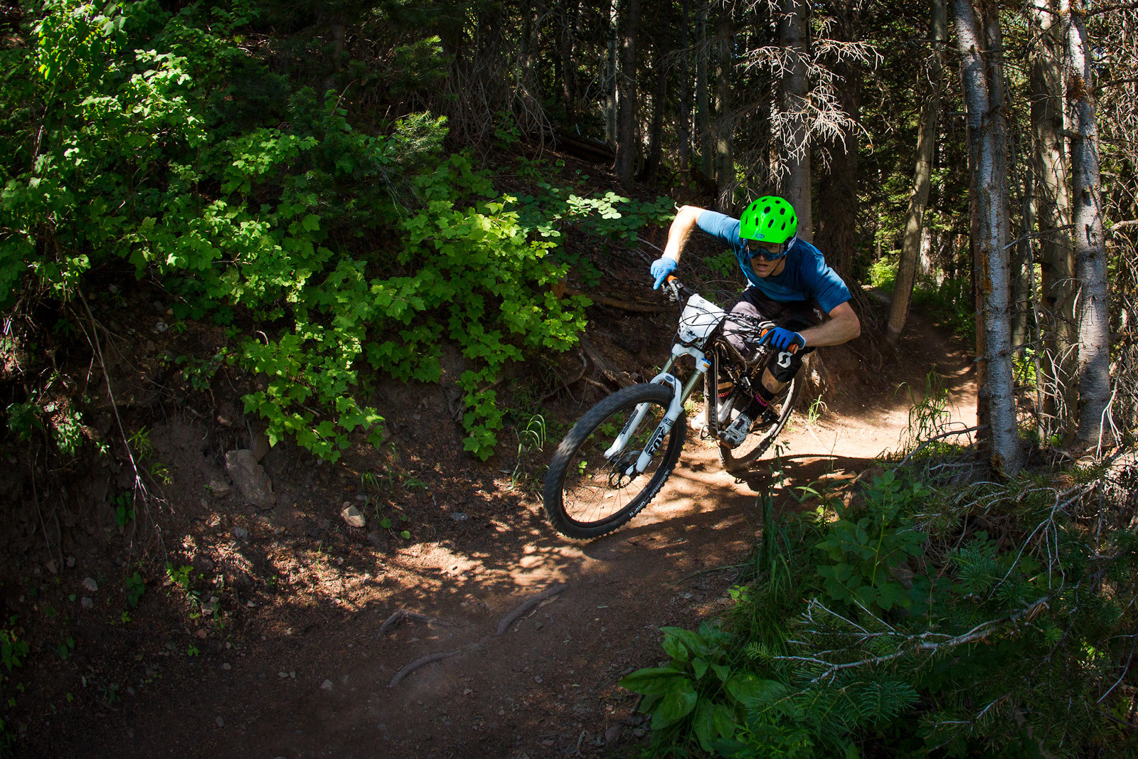 Spencer Powlison, Bell Enduro Cup at Canyons Resort - Race Report, Photos and Video: Bell Enduro Cup at Canyons Resort - Mountain Biking Pictures - Vital MTB