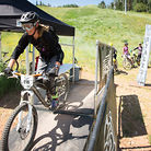 Start Gate, Bell Enduro Cup at Canyons Resort