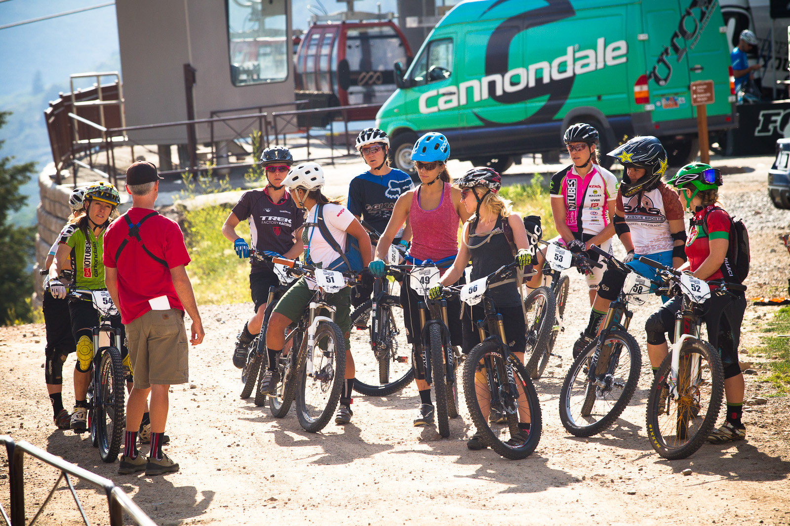 Strong Women's Turnout at Bell Enduro Cup at Canyons Resort - Race Report, Photos and Video: Bell Enduro Cup at Canyons Resort - Mountain Biking Pictures - Vital MTB
