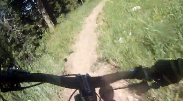 POV Video of Stage 6 at the Bell Enduro Cup at Canyons Resort - Race Report, Photos and Video: Bell Enduro Cup at Canyons Resort - Mountain Biking Pictures - Vital MTB