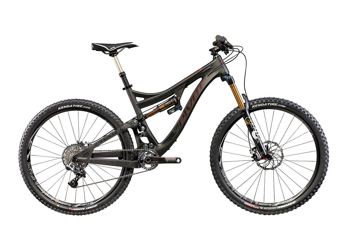 Pivot Mach6 Carbon 27.5 Trail Bike - sspomer - Mountain Biking Pictures - Vital MTB
