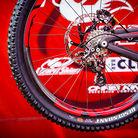 Maxxis Descendant Tire on Syndicate Bikes