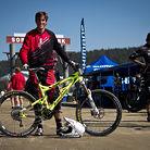 Winning Bike: Brian Buell's Banshee Rune
