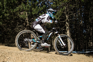 Lapierre DH920 G-Out at Andorra World Cup