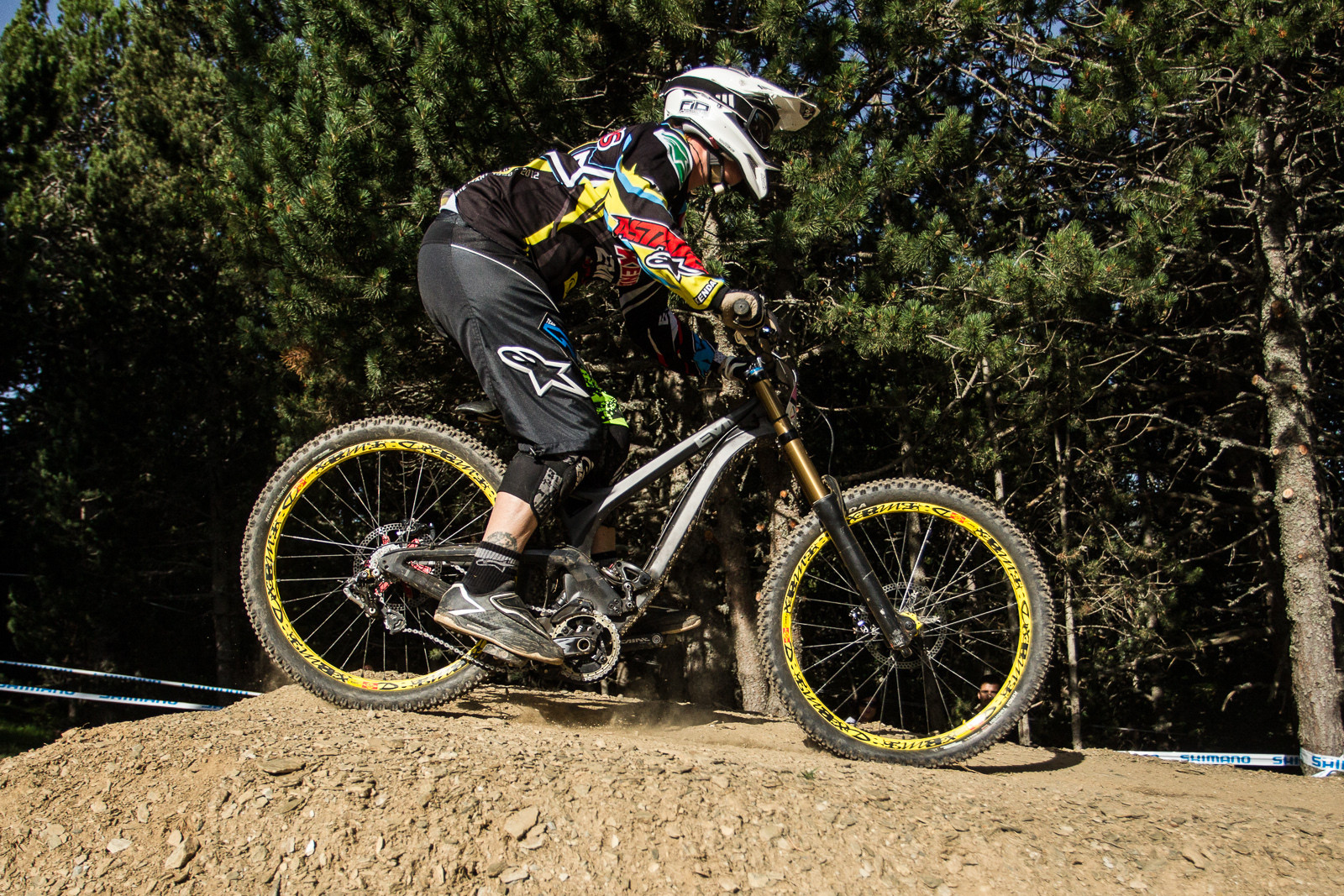 Evil Undead G-Out at Andorra World Cup - G-Out Project: 2013 Andorra World Cup - Mountain Biking Pictures - Vital MTB