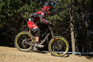 Specialized Demo 8 G-Out at Andorra World Cup