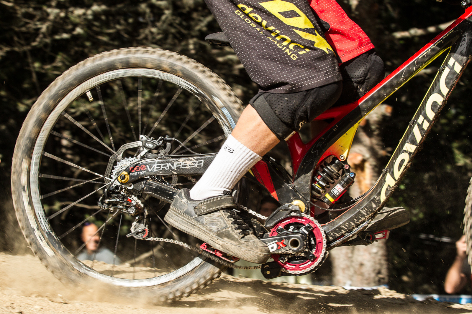 Devinci Wilson G-Out at Andorra World Cup - G-Out Project: 2013 Andorra World Cup - Mountain Biking Pictures - Vital MTB