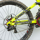 Winning Bike: Remi Thirion's BOS-equipped Commencal Supreme DH