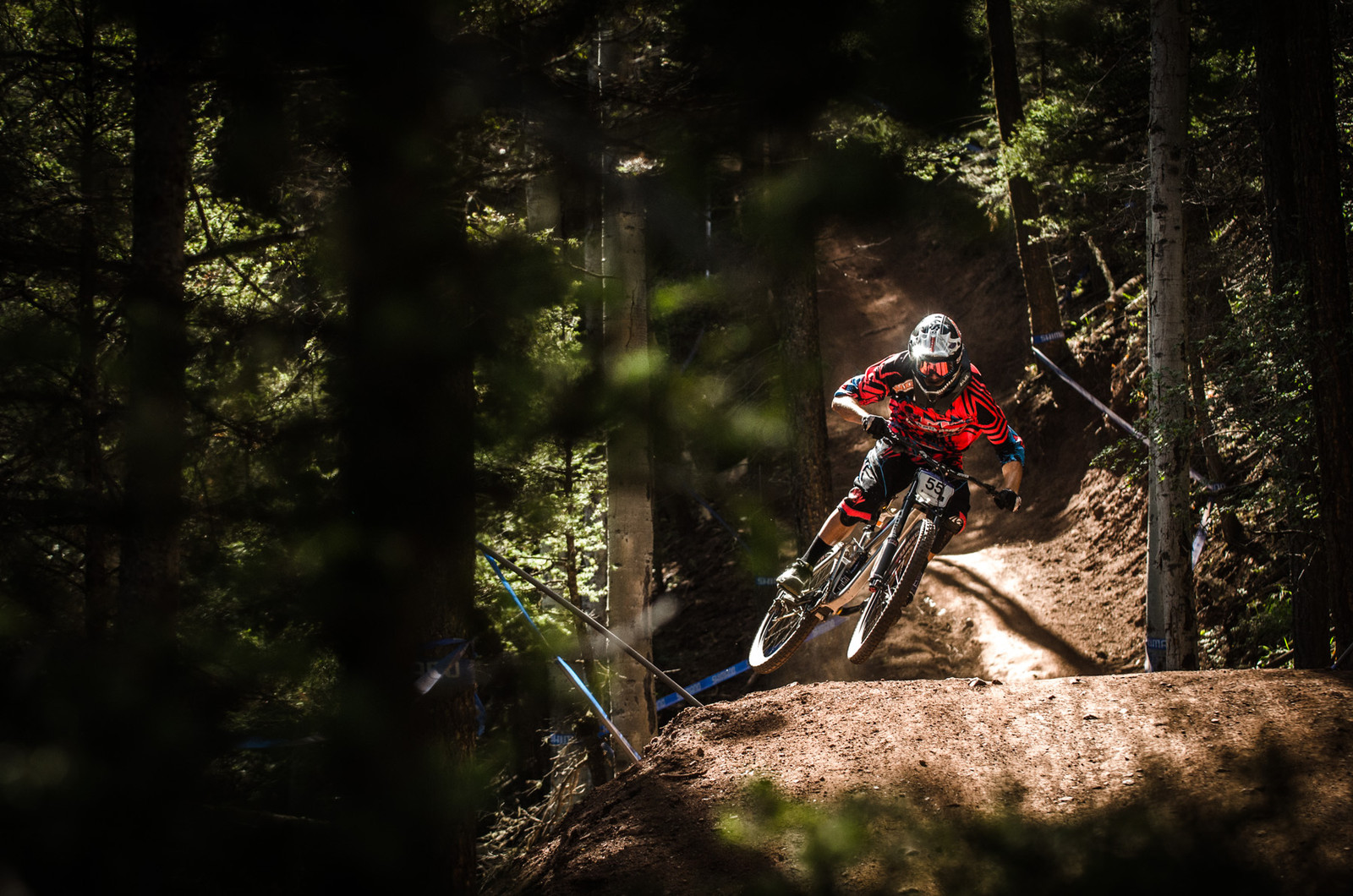 Kevin Aiello, U.S. National Champs DH - U.S. National Championship Downhill Finals Photos - Mountain Biking Pictures - Vital MTB