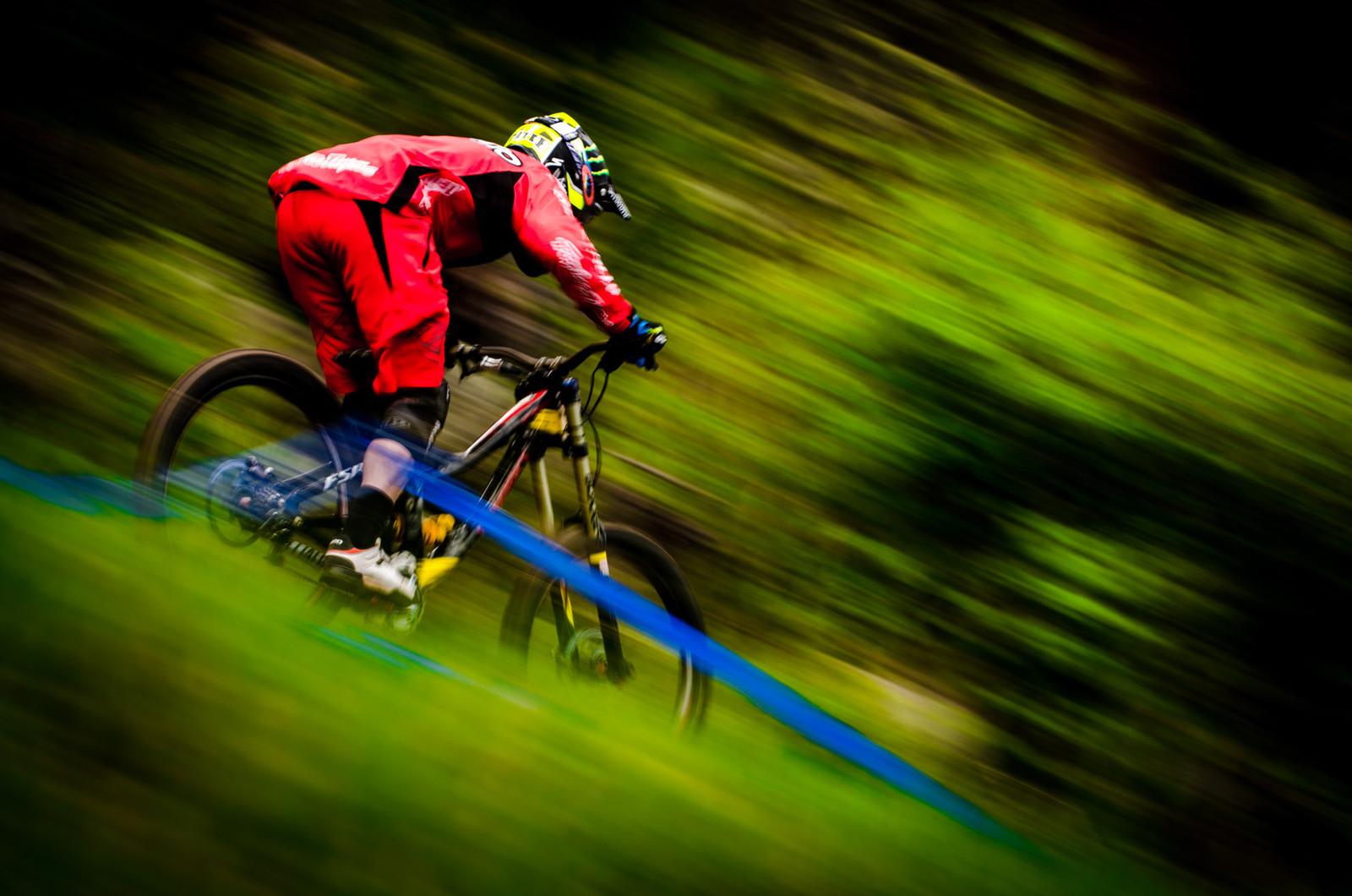 Mitch Ropelato, U.S. National Champs DH - U.S. National Championship Downhill Finals Photos - Mountain Biking Pictures - Vital MTB