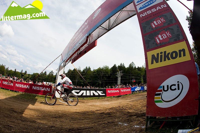 Peaty Flatted - 2009 UCI World Cup Maribor - Day 4 - Mountain Biking Pictures - Vital MTB