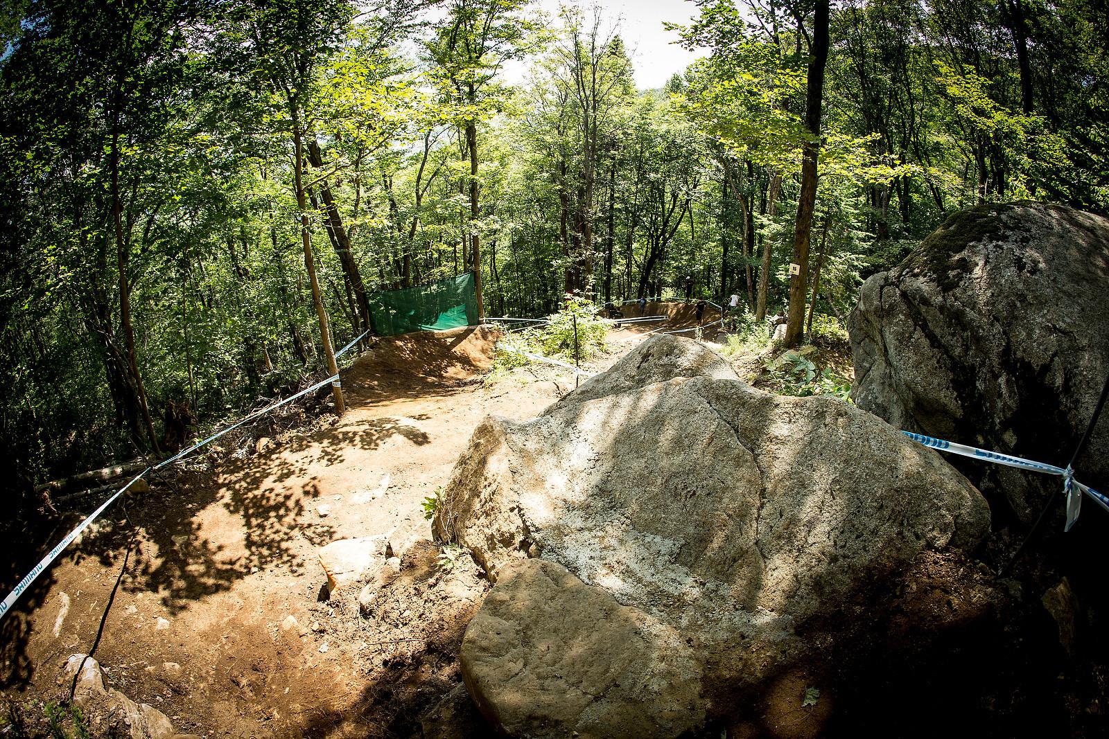 Mont Sainte Anne Steeps - PIT BITS, Track Walk - It's On at Mont Sainte Anne World Cup - Mountain Biking Pictures - Vital MTB