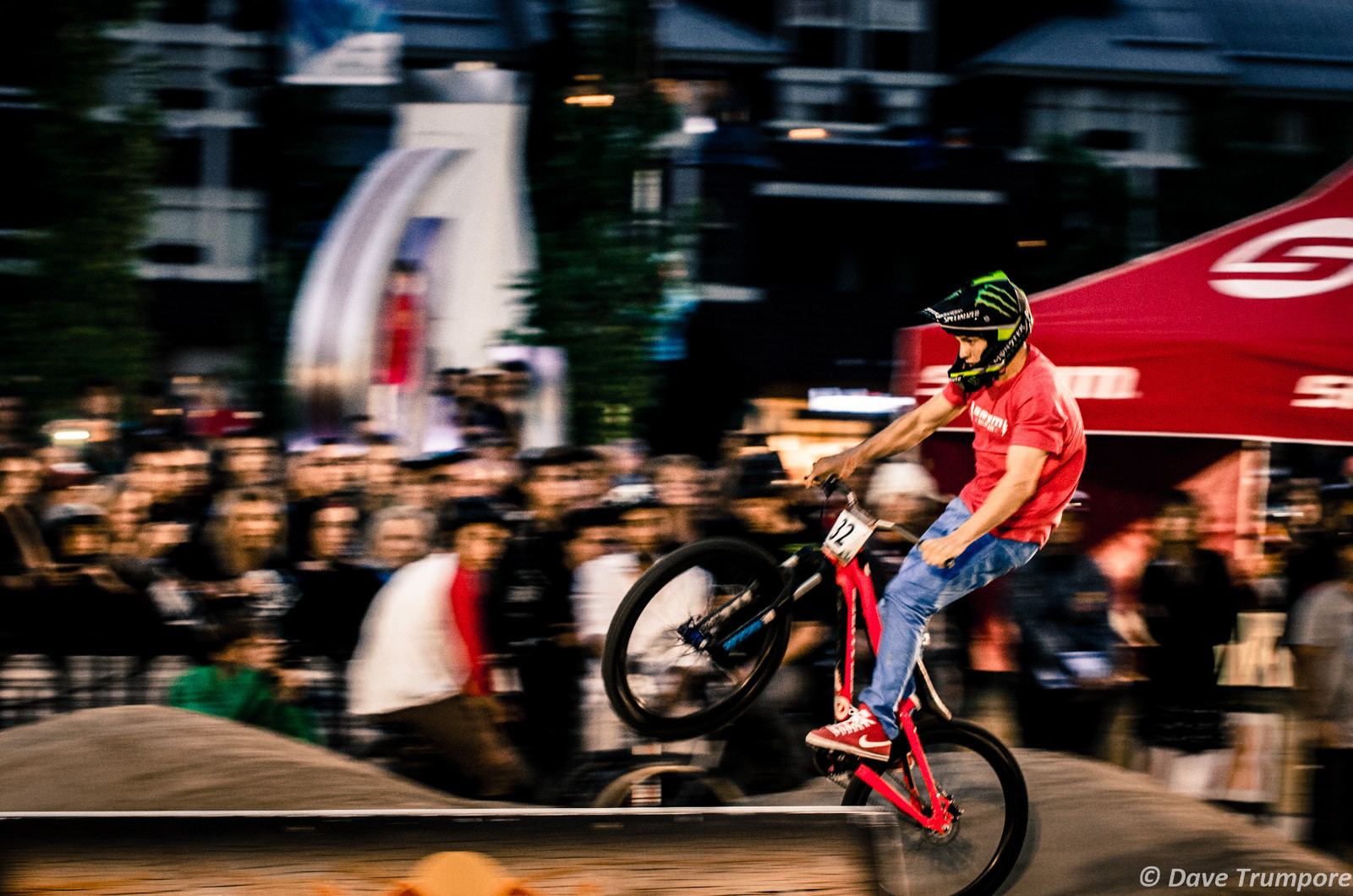 Mitch Ropelato - Crankworx Ultimate Pumptrack Challenge Action - Mountain Biking Pictures - Vital MTB